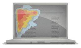 Mappa di calore della SERP per il SEO