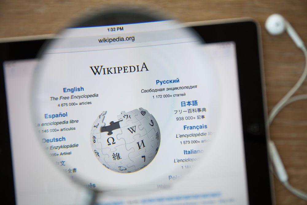 SEO: usa Wikipedia per trovare nuove keyword