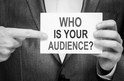 content marketing: devi conoscerei la tua audience