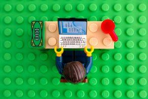 hr recruiter lego